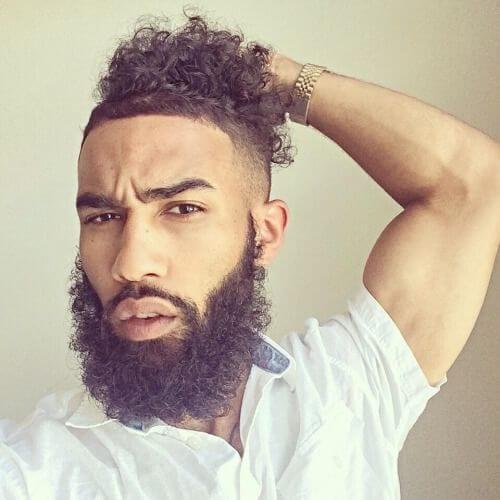 Man Buns and Beards