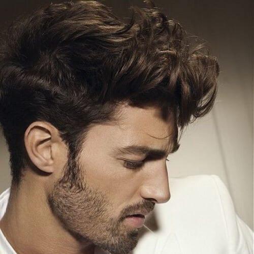Angular Fringe Hairstyles