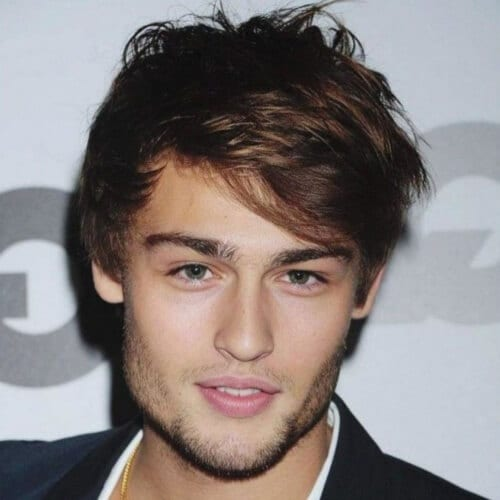 Boys Trendy Haircuts with Messy Hairstyles