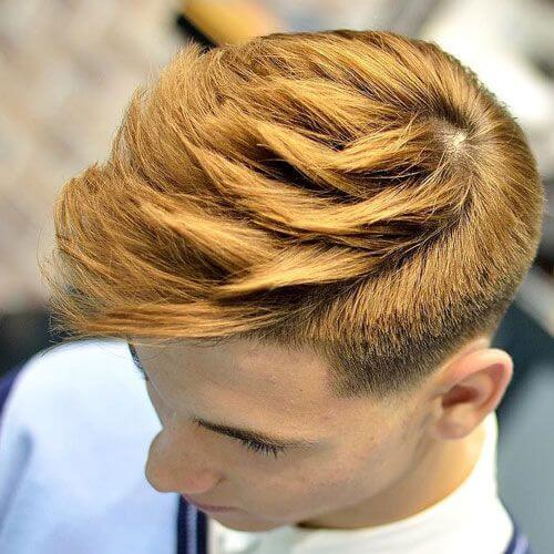 Colored Teen Hairstyles