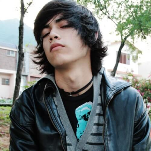 Skater Hairstyles for Teenage Guys