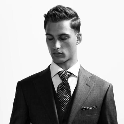 hard part business hairstyles