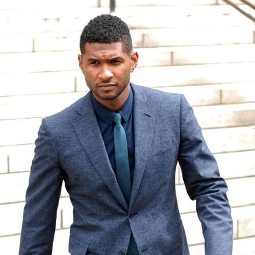 usher business hairstyles