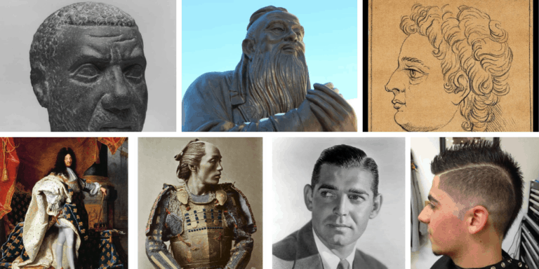 The Evolution of Men's Hairstyles