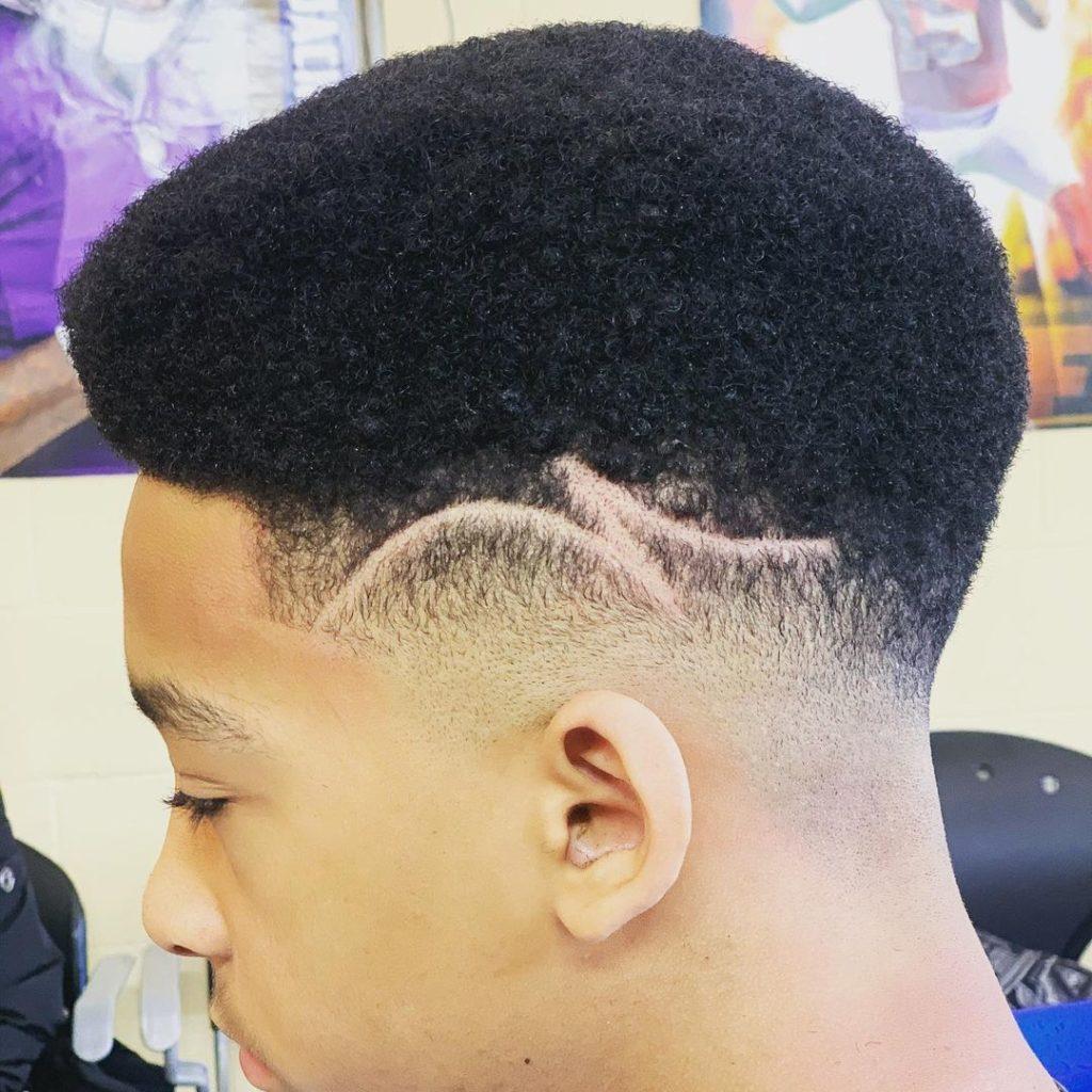 afro hair designs