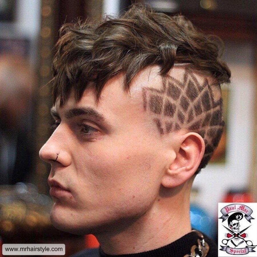 curly hair designs