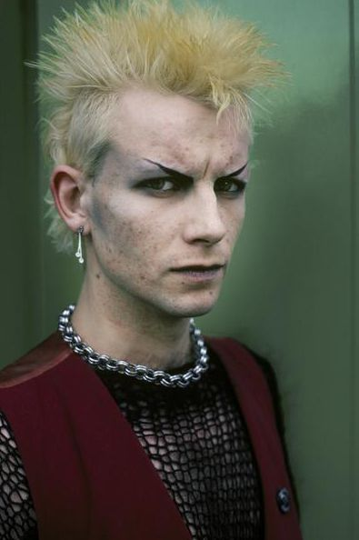 blonde punk-hairstyles-for-guys